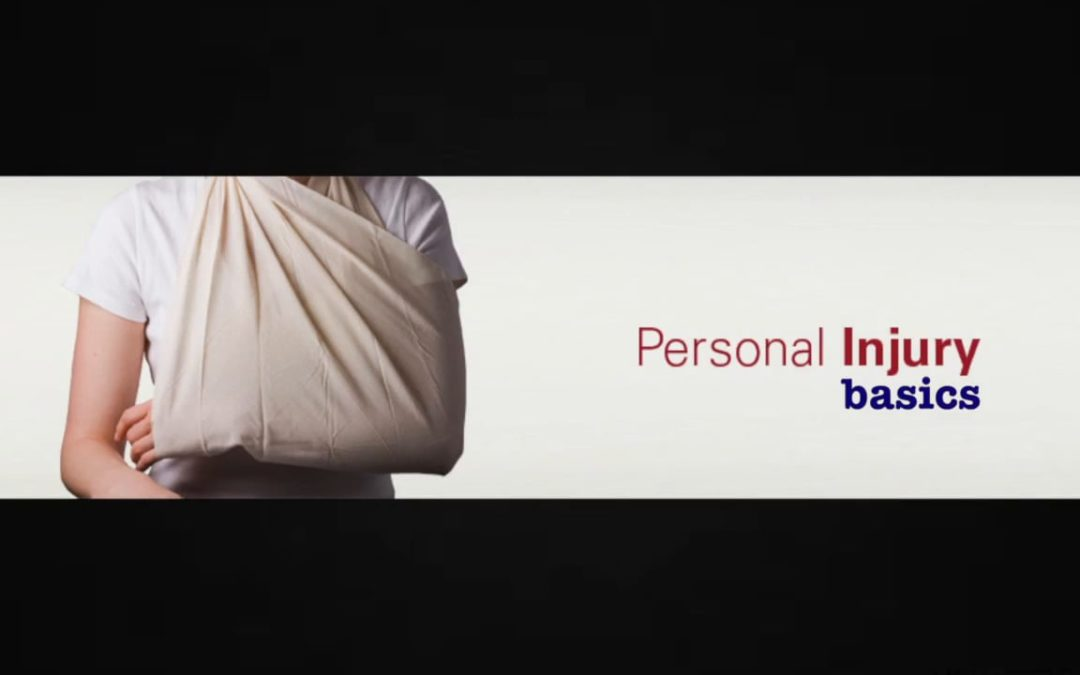 Personal Injury Basics in New Orleans & Louisiana