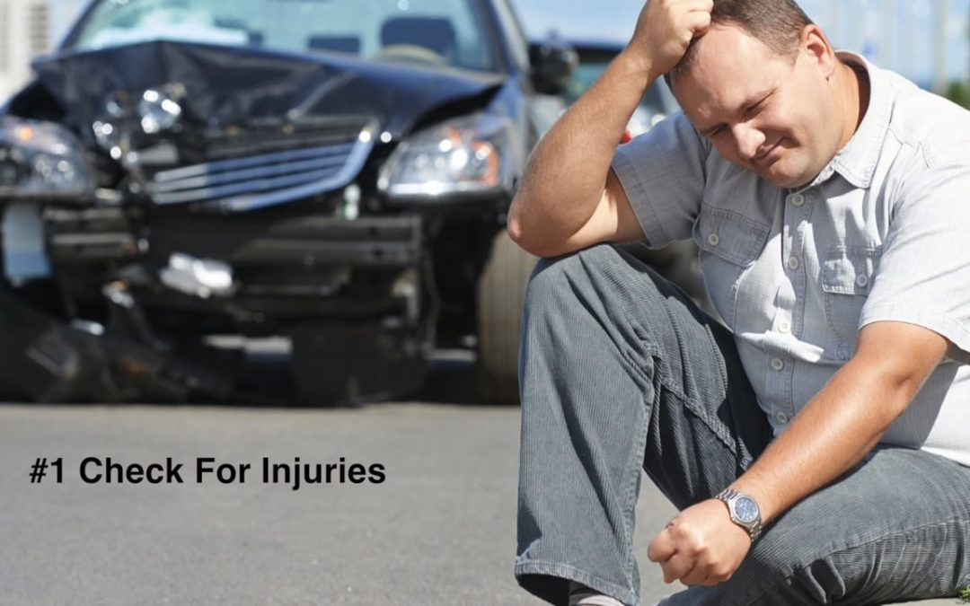 Auto Accident Injury Procedure: Part 2