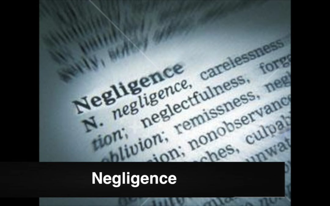 Negligence : New Orleans Personal Injury
