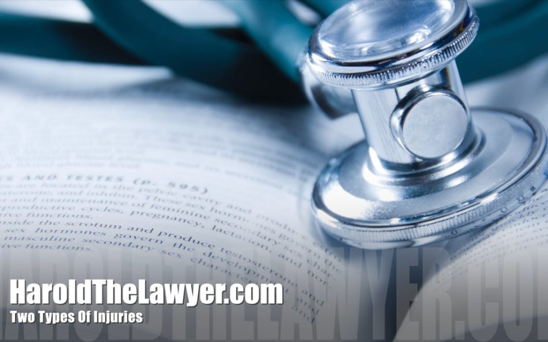 Types of Injuries in Accidents