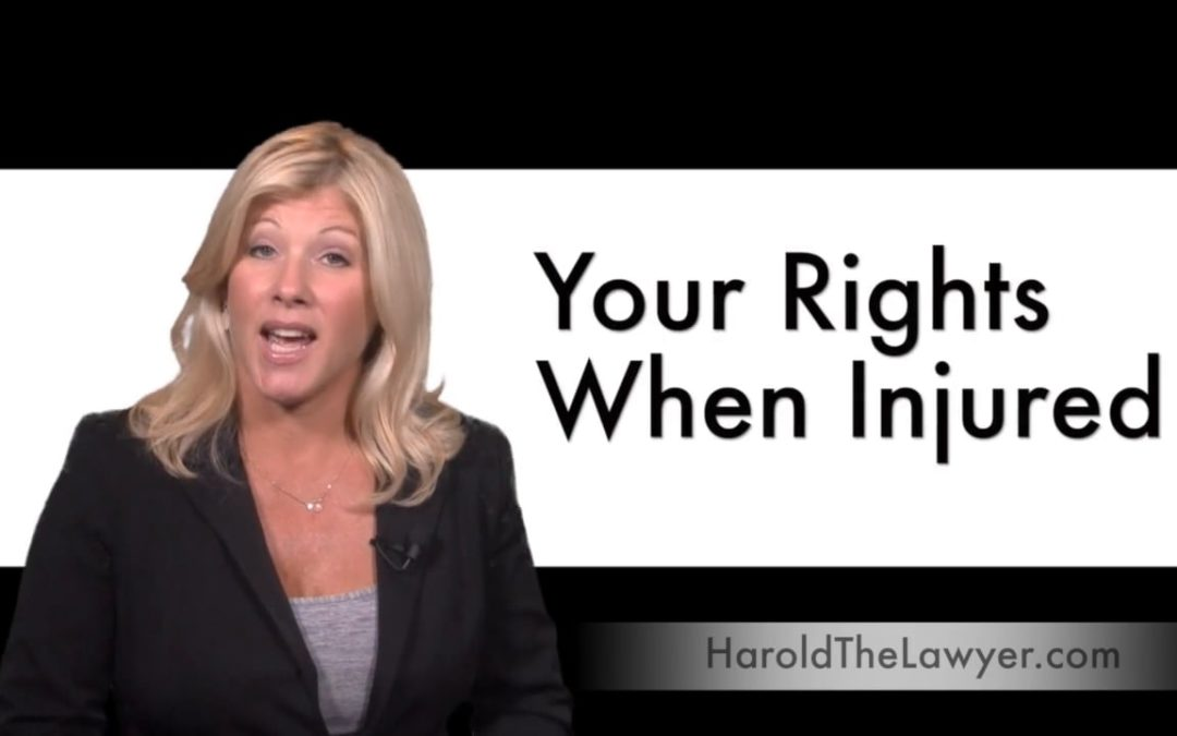 Your Compensation Rights When Injured